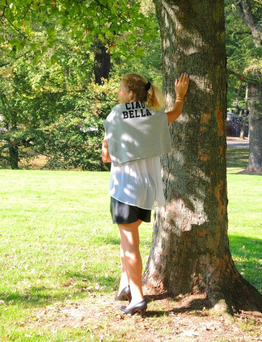 sweathirt von mango im herbst fall autumn for fashion and lifestyle blog