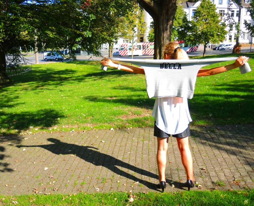 sweatshirt mango fashion blog blogger herbst autumn