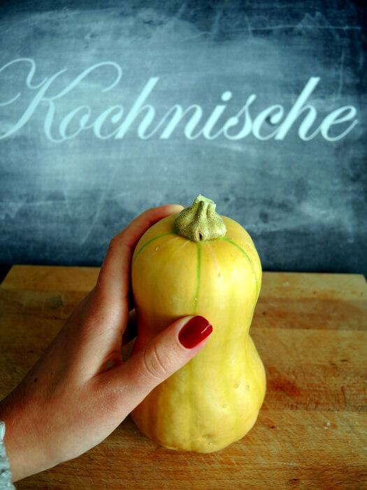 Pumpkin Feta Cheese Thyme Tarte Kürbis Herbst Gericht Rezept Recipe Autumn Fall