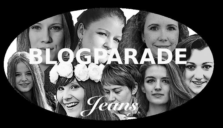 Blogparade Jeans, 8 Blogger 8 Jeans