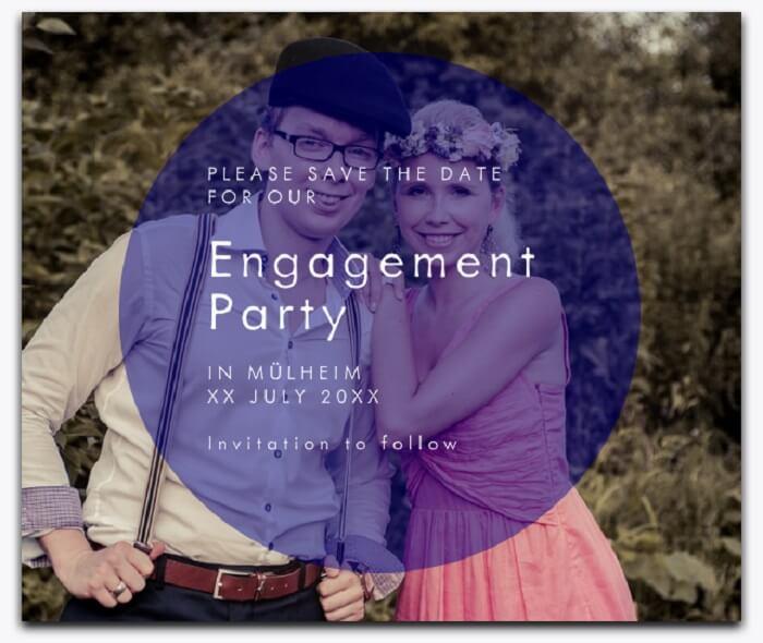 Shop Review: EventKingdom, Engagement, Party, Celebration, Invitation, Verlobung, Kationette, Fashionblog