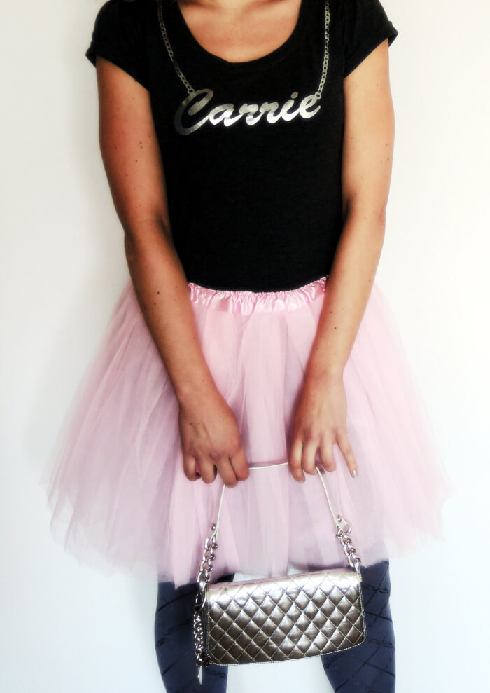 Outfit: Carnival - Carrie Bradshaw, Sex and the City, SATC, Carrie, Look, Style, Costume, Kostüm, Fashionblog, Kationette