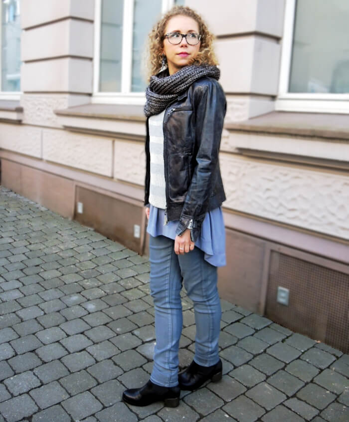 Outfit: Casual Layering, Kationette, Fashionblog, Modeblog, Streetstyle, Look