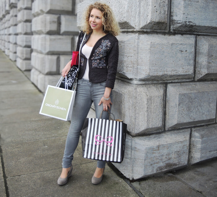 Outfit: International Women's Day - Shopping, Fashionblog, Kationette, Streetstyle, Weltfrauentag