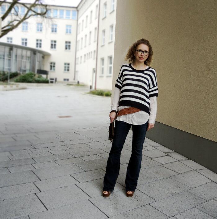 Outfit: 70s Reloaded Part I, Look, Streetstyle, Fashionblog, Modeblog, Kationette, Plateau, Platform Sandals