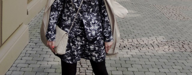 Outfit: Romantic Coordinator, Roses, Fashionblog, Modeblog, Kationette, Streetstyle, Style, Look