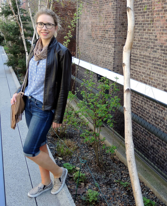 NYC Outfit: A Walk Over The High Line, Fashionblog, Kationette, Modeblog, Reiseblog, Travelblog