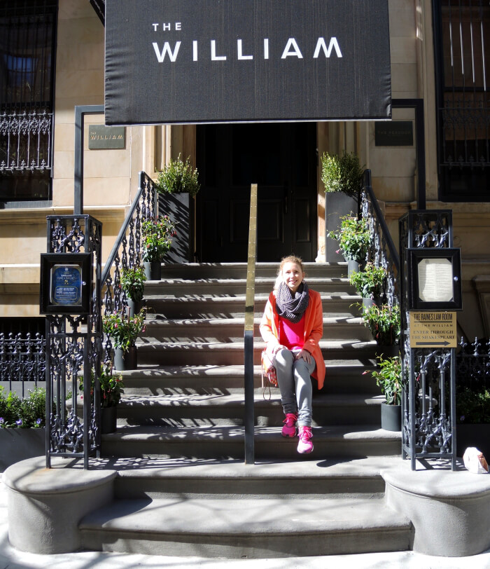 New York Travel Diary: Our Hotel - The William NYC, Fashionblog, Travelblog, Kationette, Modeblog, Reiseblog