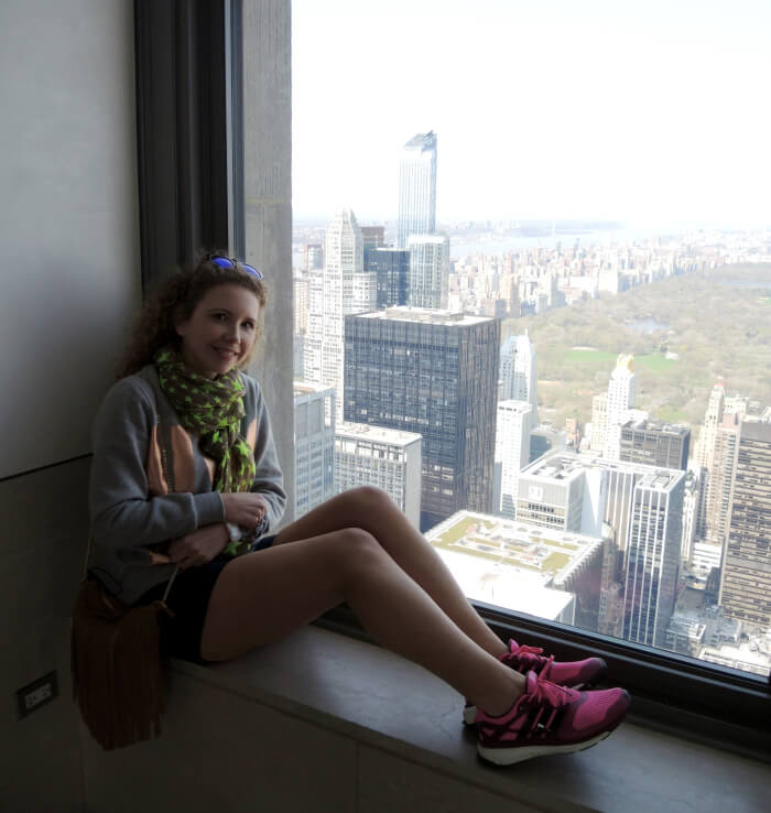 NYC Travel Diary 3: Midtown, Top Of The Rocks and Ground Zero, Kationette, Travelblog, Fashionblog