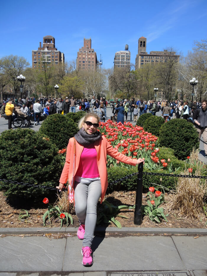 NYC Travel Diary 6: Washington Square Park, Fifth Avenue, Bryant Park, Times Square and Macy's, Fashionblog, Kationette, Travelblog
