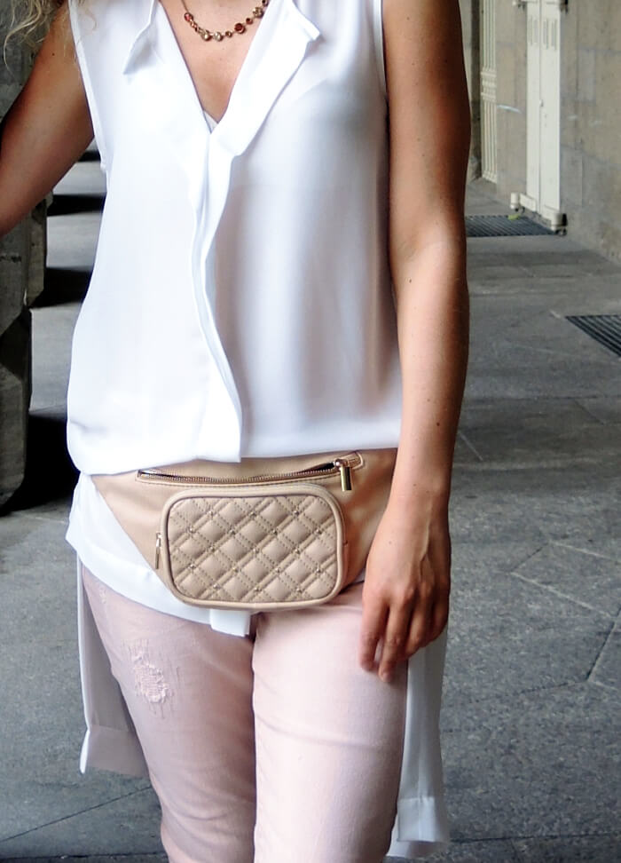 Outfit: Pastel Dreams with Fanny Pack and Sequin Sneakers, Kationette, Fashionblog, Style, Look, Streetstyle