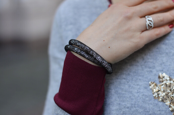 Outfit: Wearing my Christmas Presents from Cadenza, Swarovski and Hallhuber, Kationette, Fashionblog, Modeblog, Streetstyle