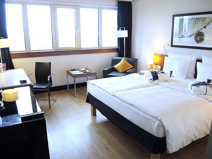 DTravel: Radisson Blu Hotel, Hamburg