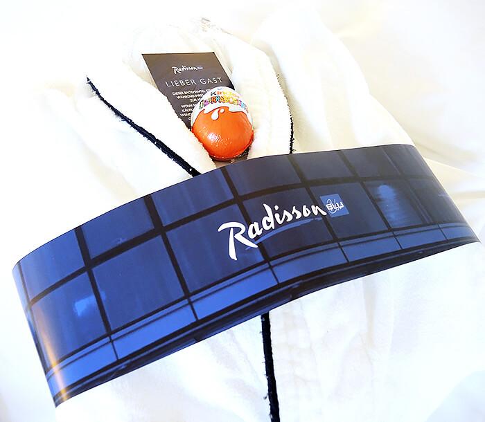 Travel: Radisson Blu Hotel, Hamburg