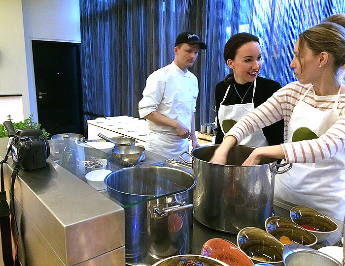 Lifestyle: Healthy Cooking Course with Radisson Blu