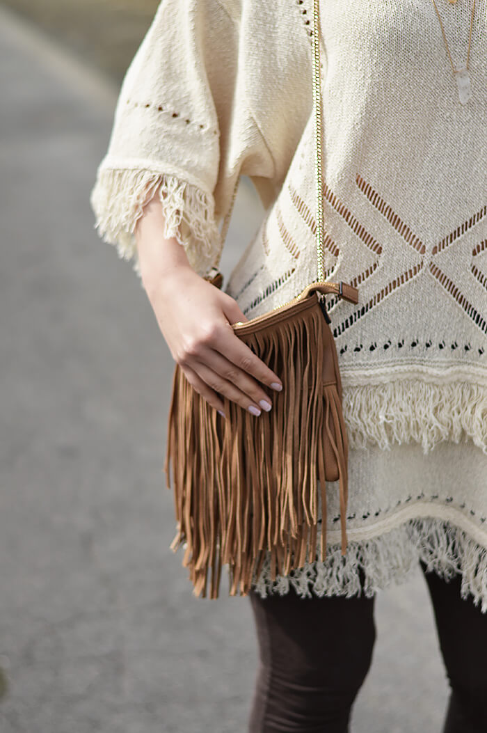 Outfit: Fringes Festival Style inspired by Coachella