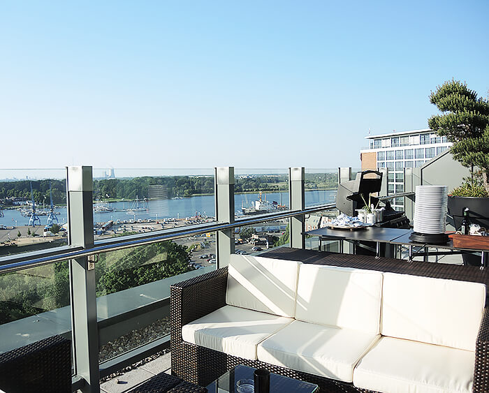 Travel: Radisson Blu Hotel, Rostock - Roomtour & BBQ Event