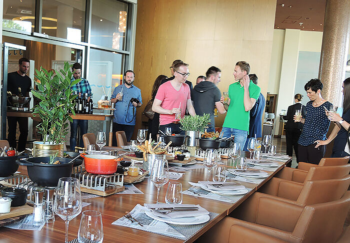 Travel: Dinner Event at Kationette-Travelblog-Radisson-Blu-Rostock-dinner-event