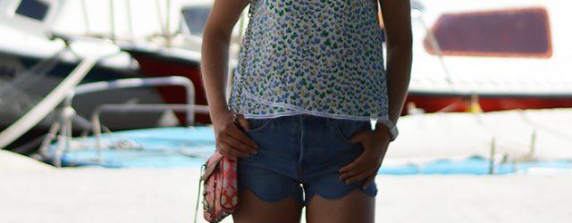 Kationette-Fashionblog-outfit-Scallop-Edge-Jeans-Shorts