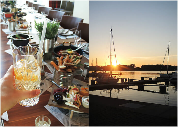 Kationette-Travelblog-Radisson-Blu-Rostock-sunset-city-harbor-romance
