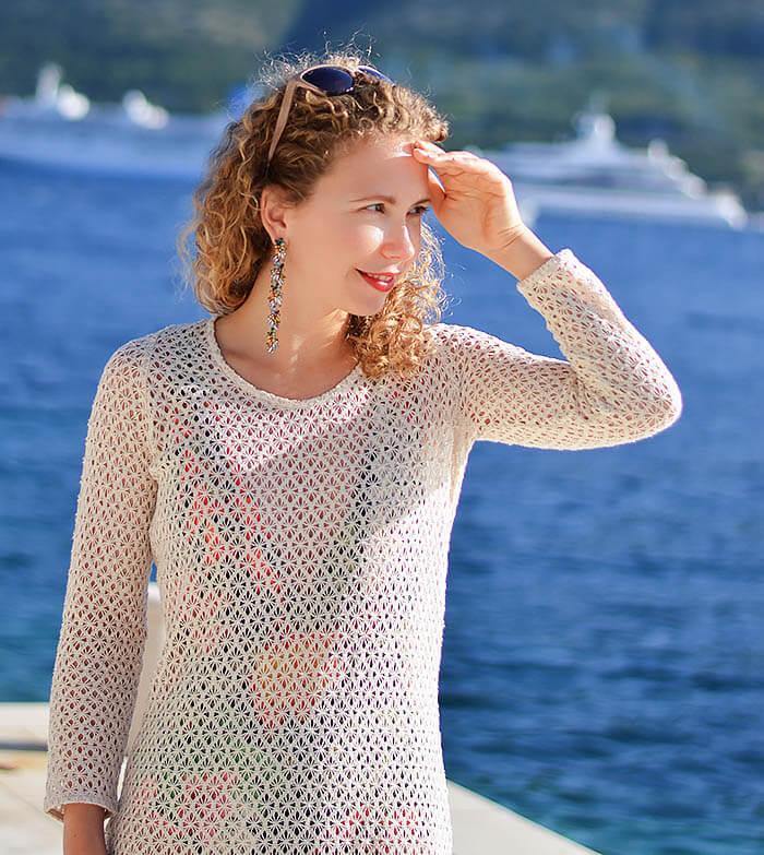 Bathing Suit from Zara on Korcula Island, Croatia