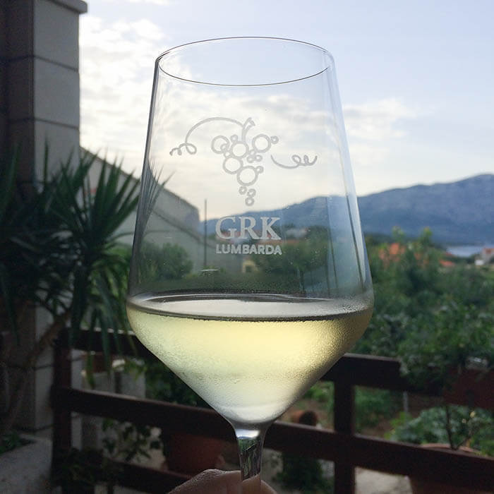 Croatian Wine Tasting Tour with Korcula Explorer