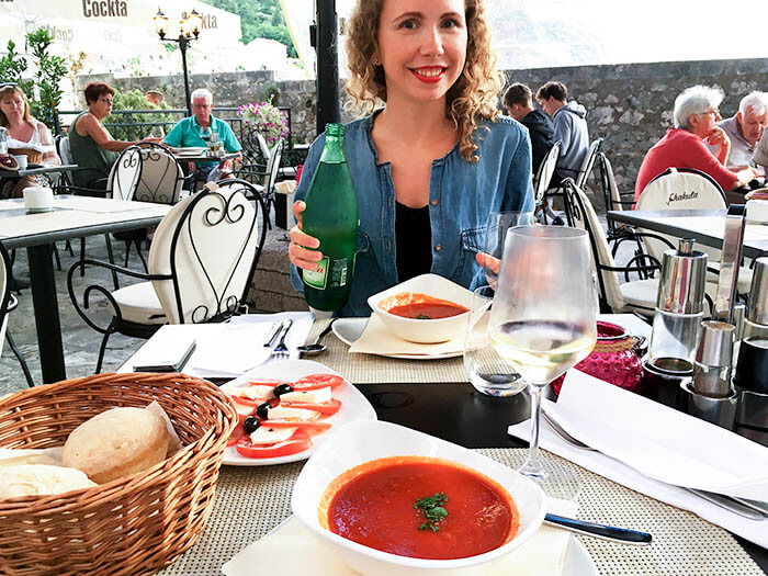 Travel: Food highlights on Korcula, Croatia