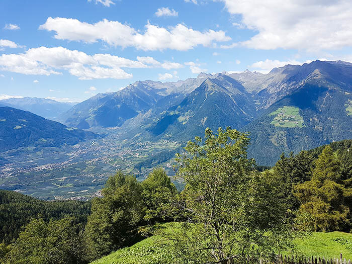 Travel: Hiking in South Tirol