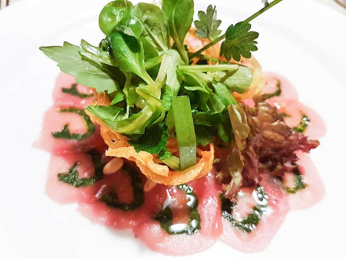 2Food: Alpine-Mediterranean gourmet cuisine at Hotel Hohenwart