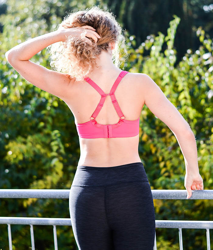 Outfit & Lifestyle: Sports Bra Test