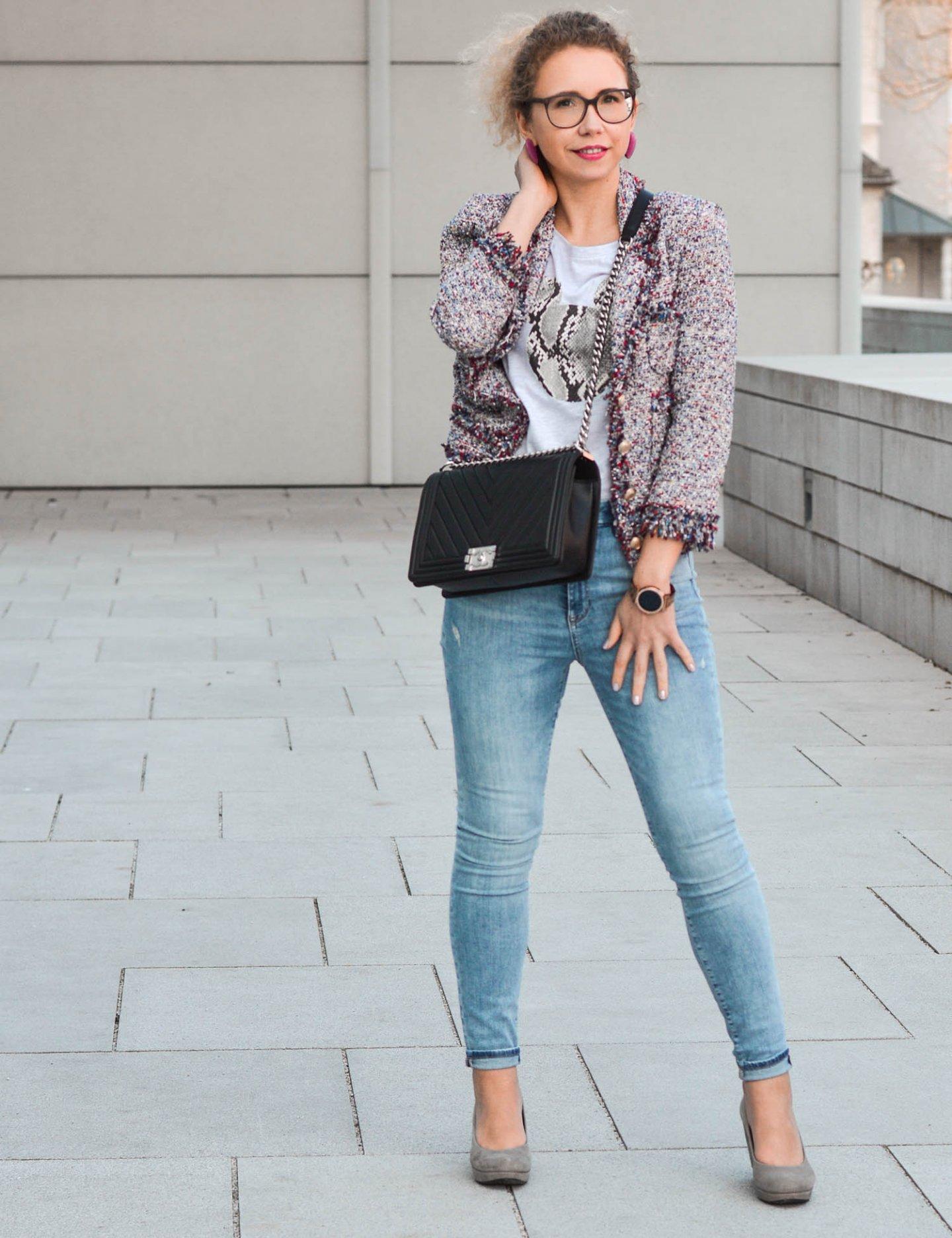 Outfitpost Frühlingslook Kationette Fashionblogger