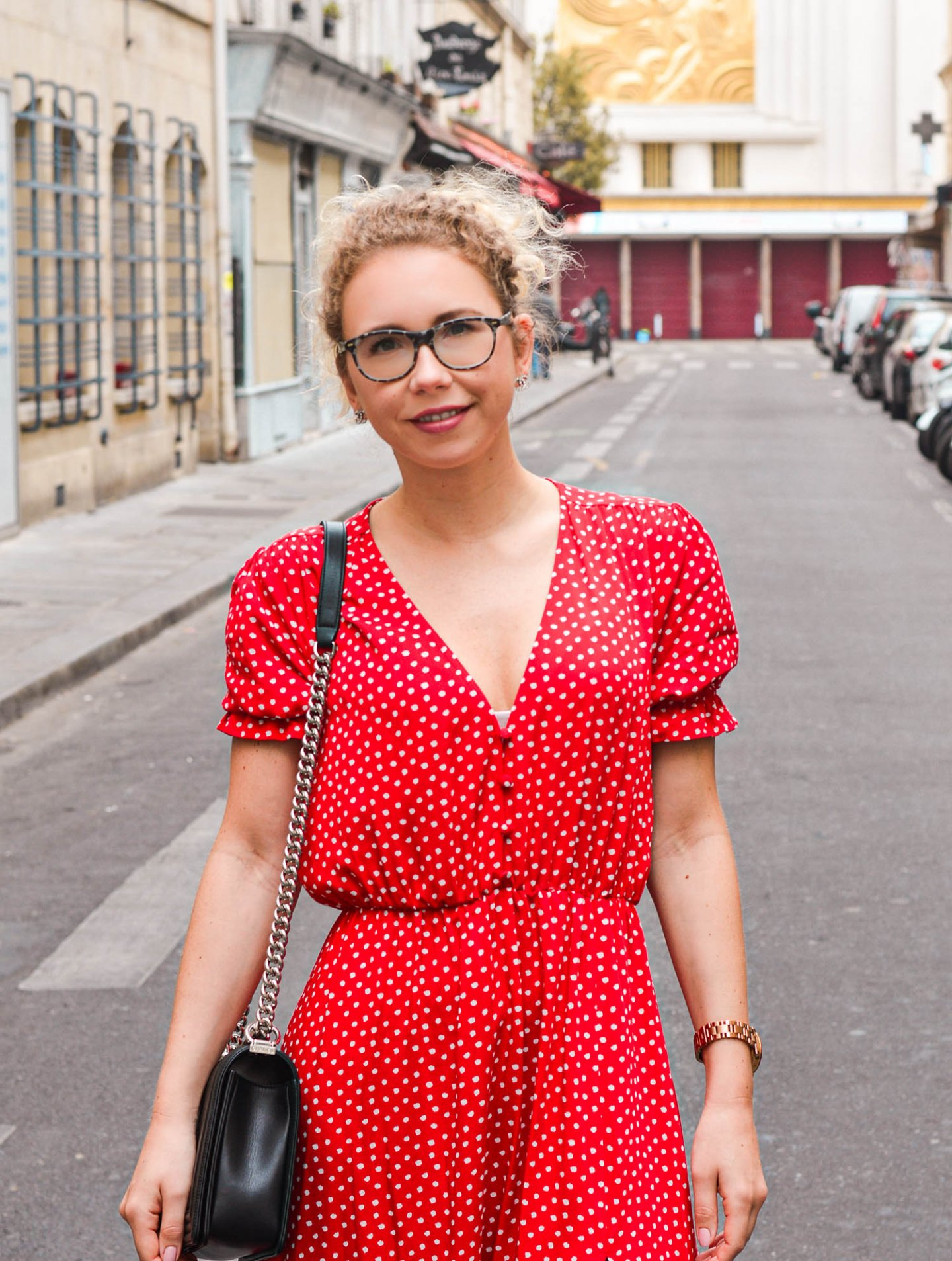 Sommeroutfit in paris