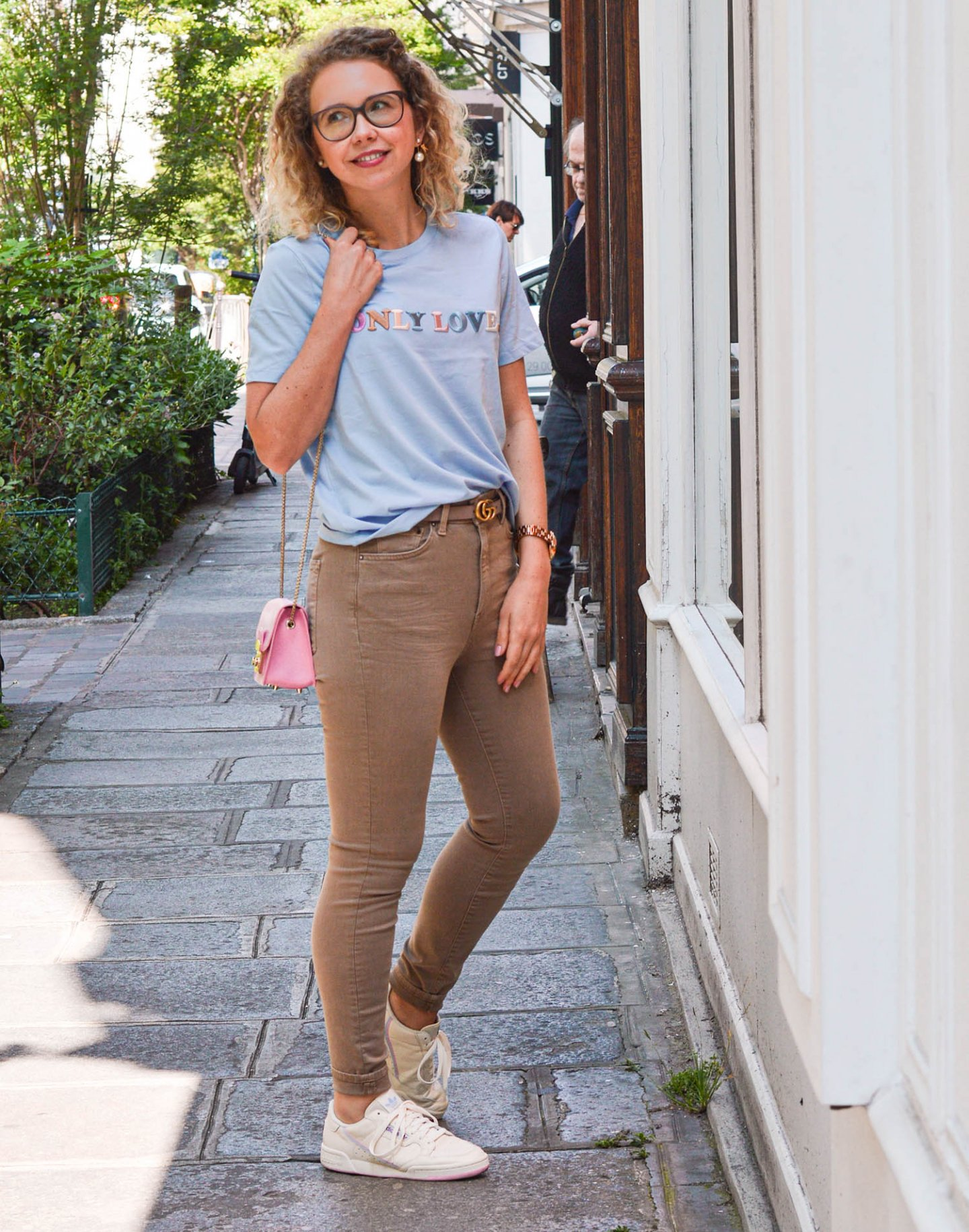 outfit post aus Paris