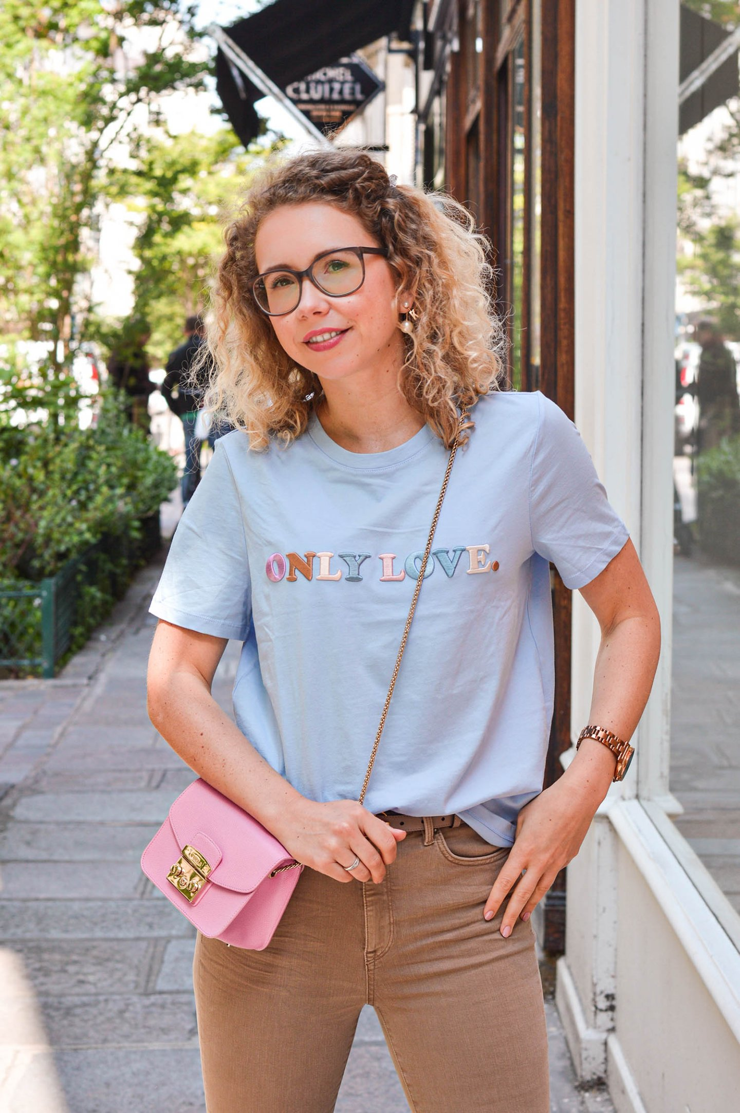 only love statement shirt