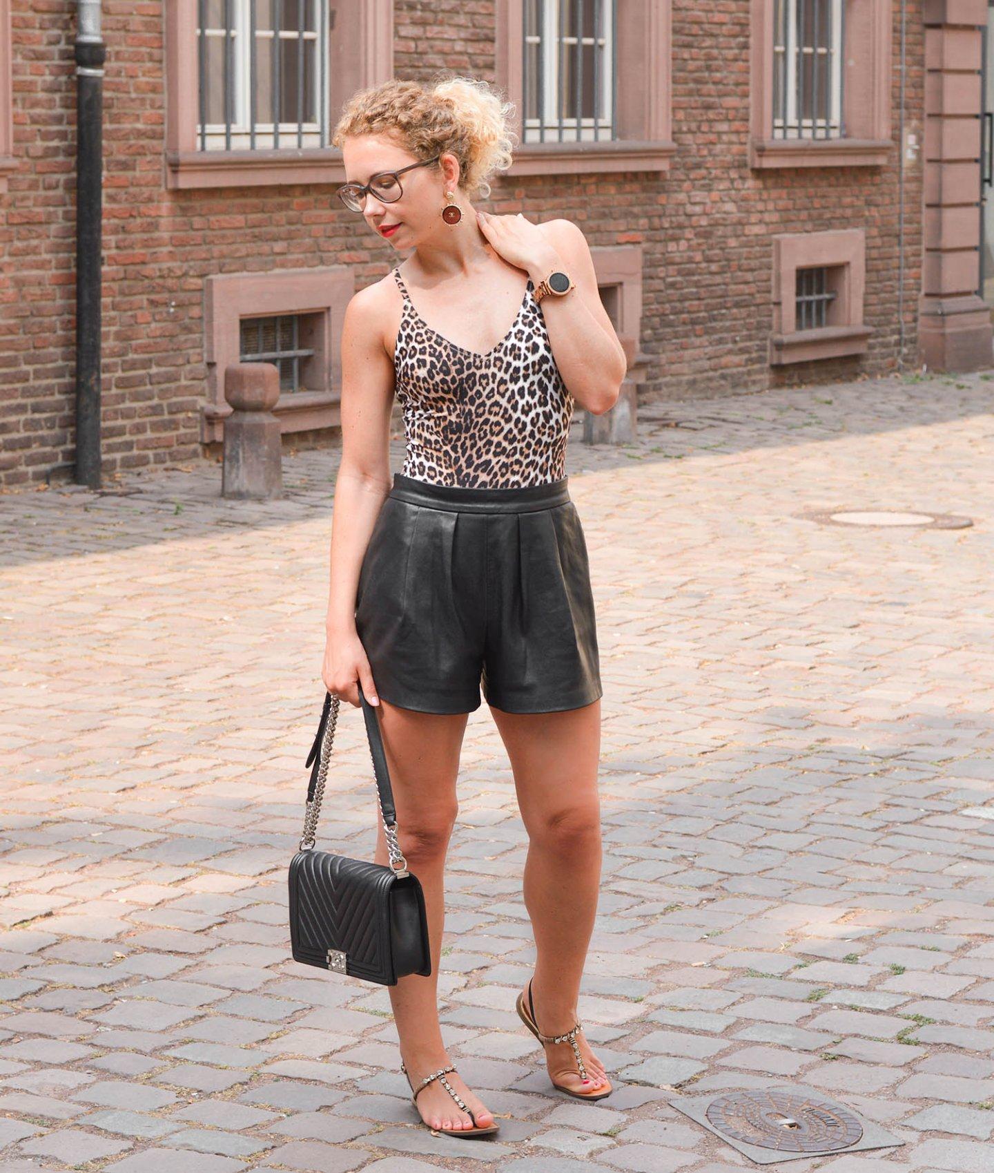 Outfit für heiße Sommertage