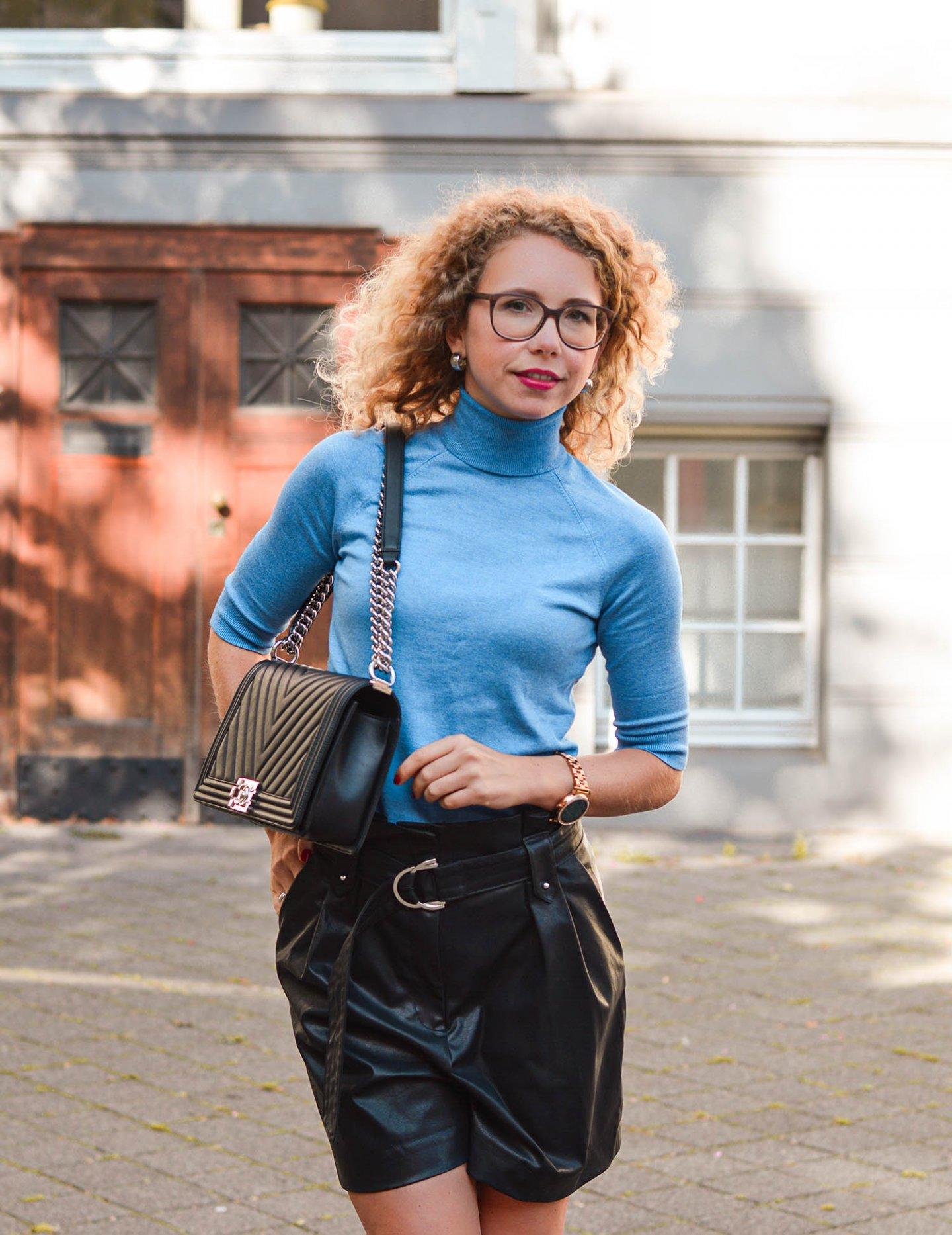 Streetstyle mit Chanel und Zara