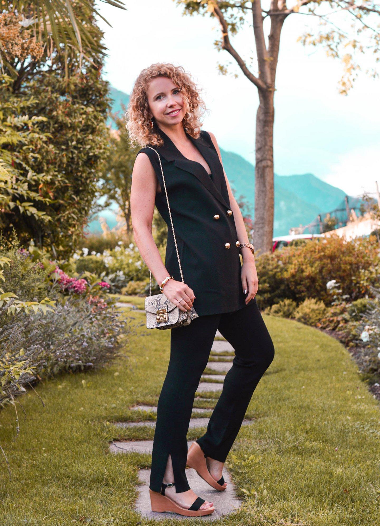 Strick-Zweiteiler von Zara für den Herbst 2019