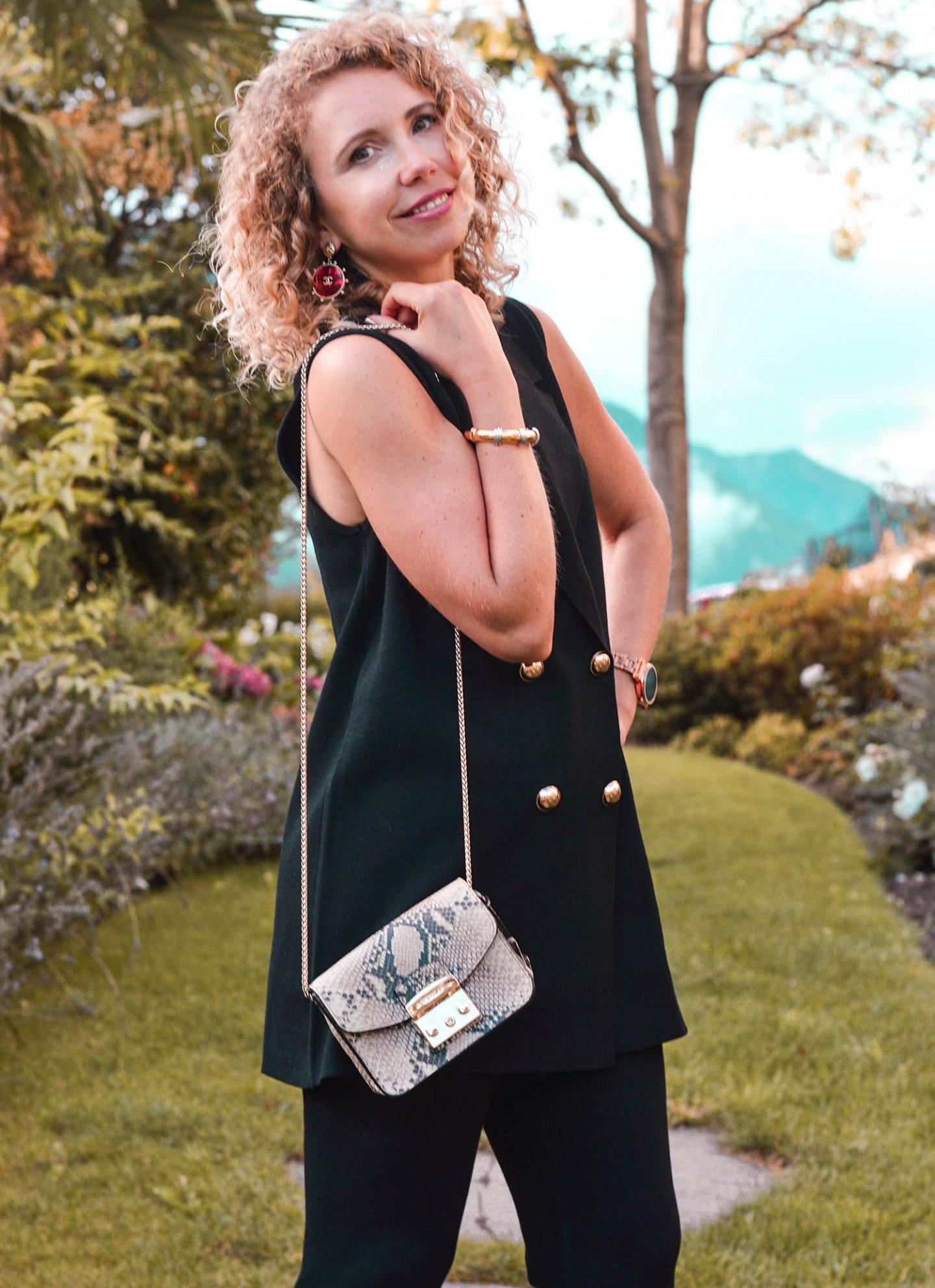 Fashionblogger Kationette im Hotel Hohenwart, Südtirol