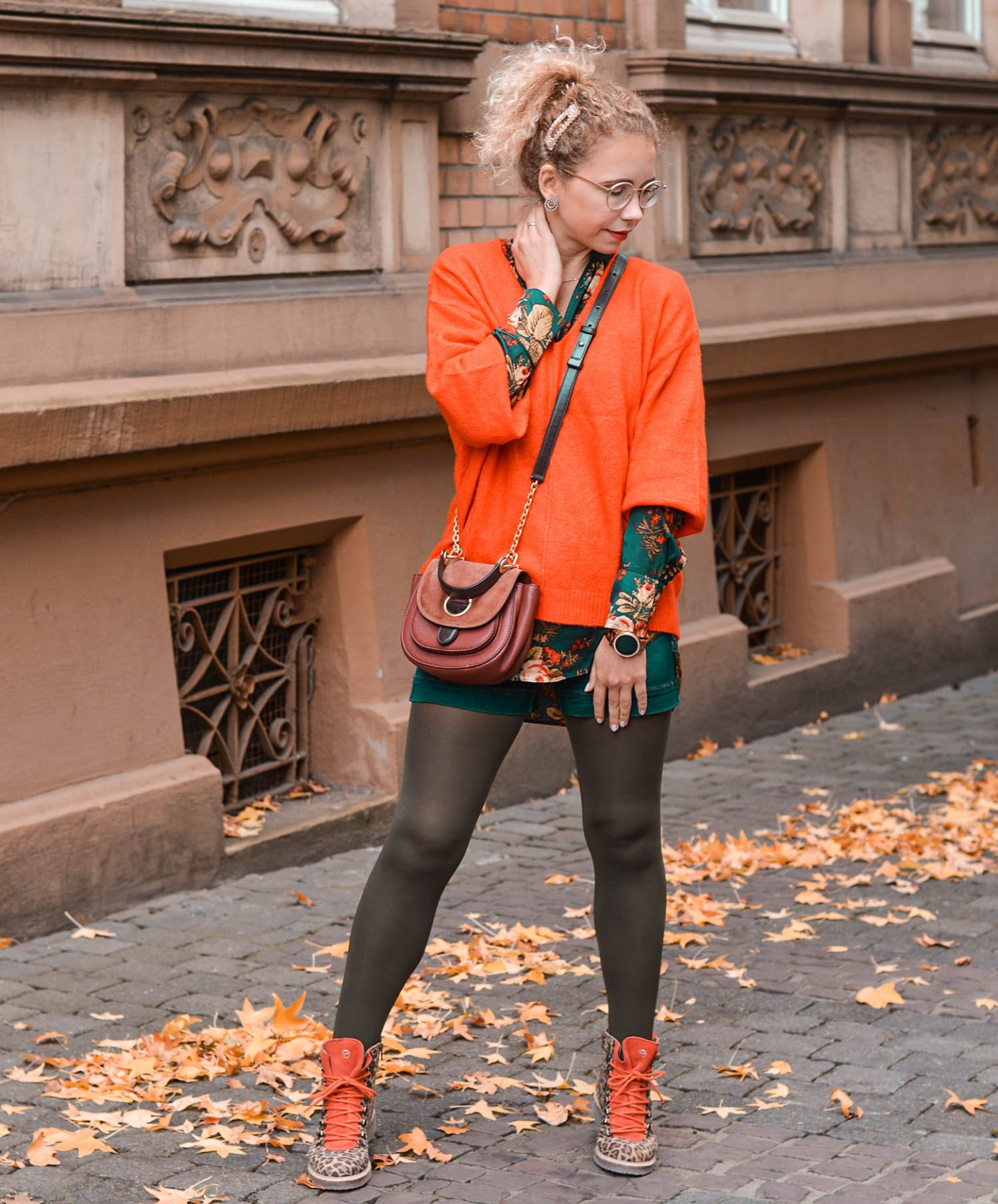Herbstmode - lagenlook