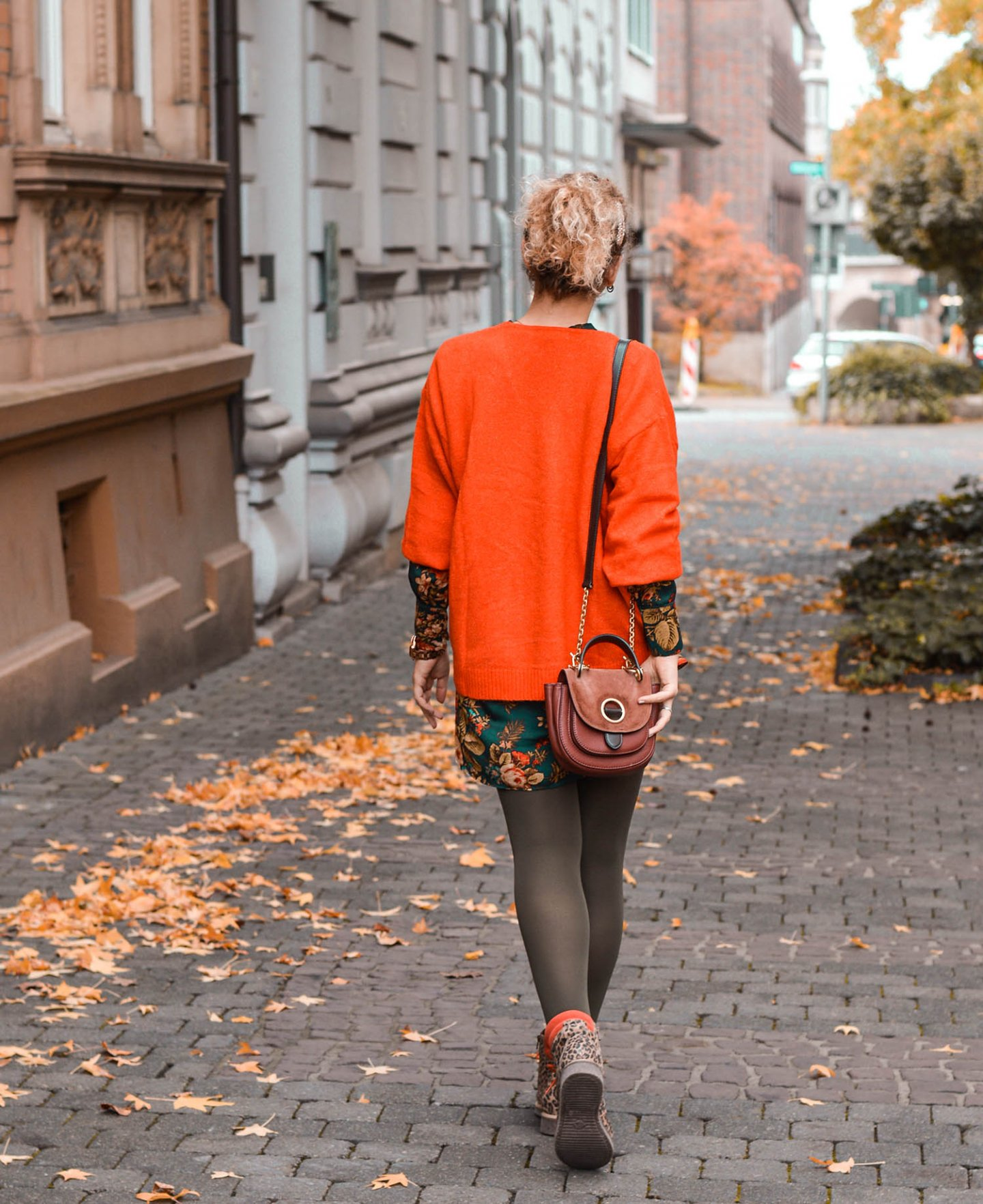 Layering Look Indian summer