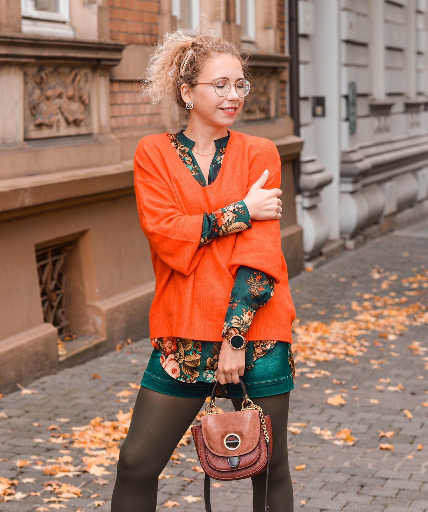 Fall Fashion Outfit post