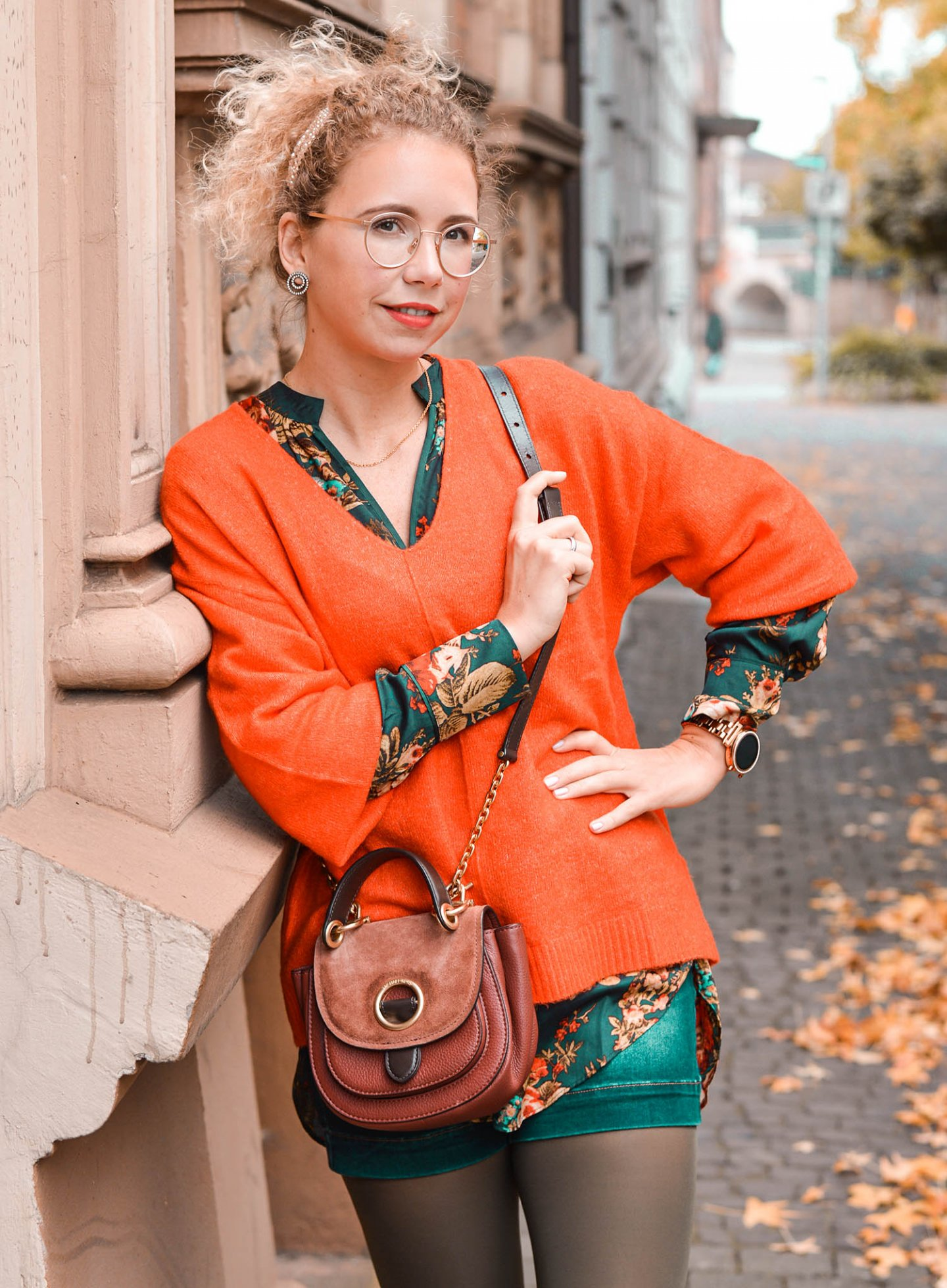 Fashionblogger Outfit Herbst 2019