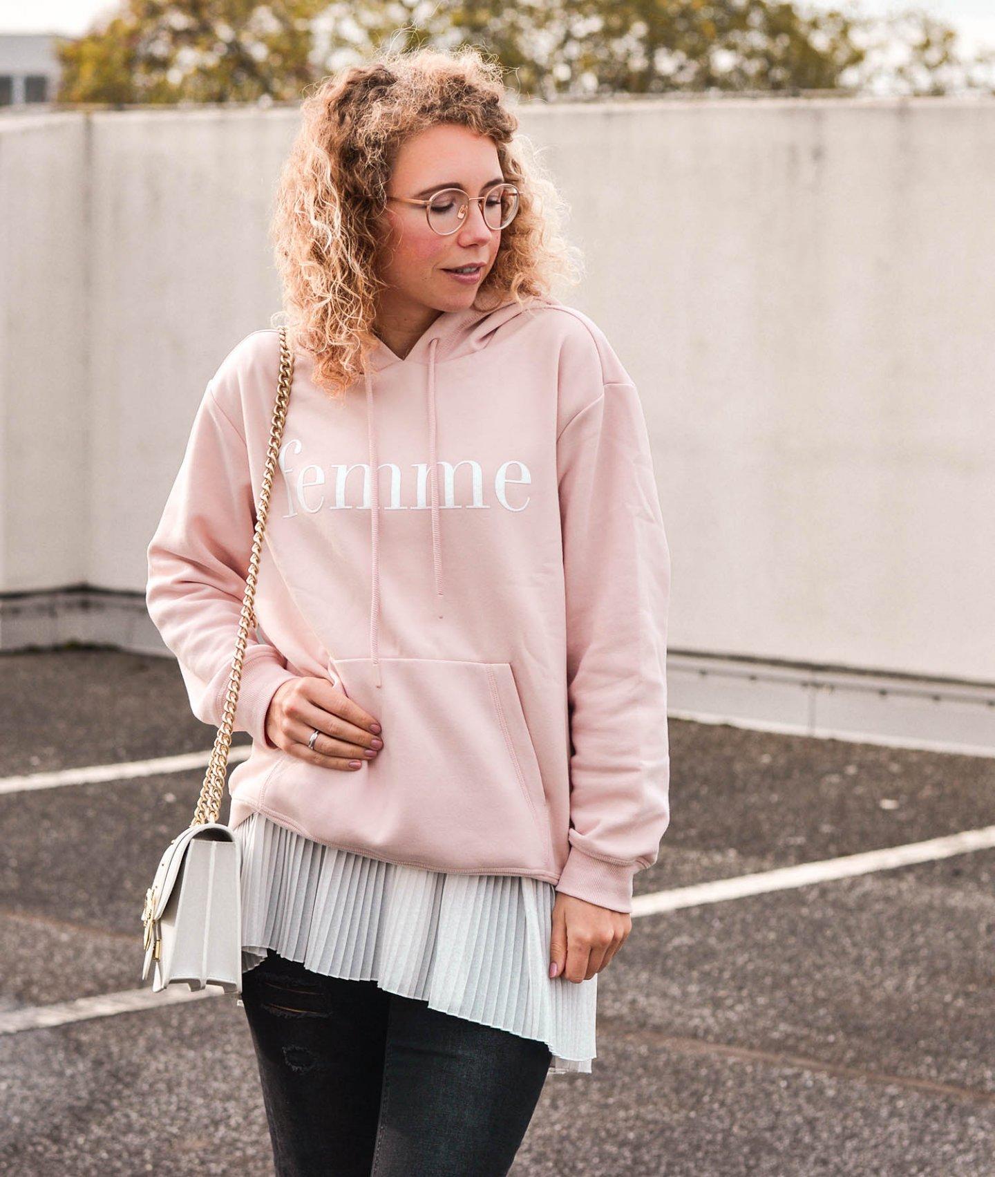 femme - Kapuzenpulli von H&M