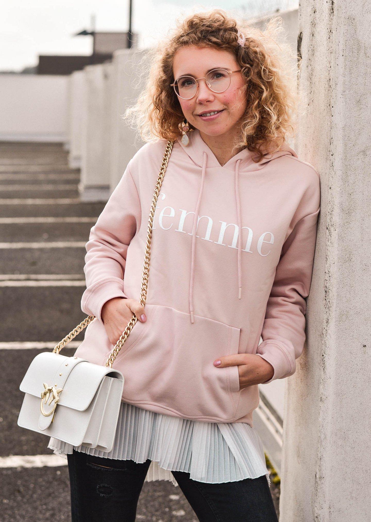 hoodie trend mit Kapuzenpulli von H&M