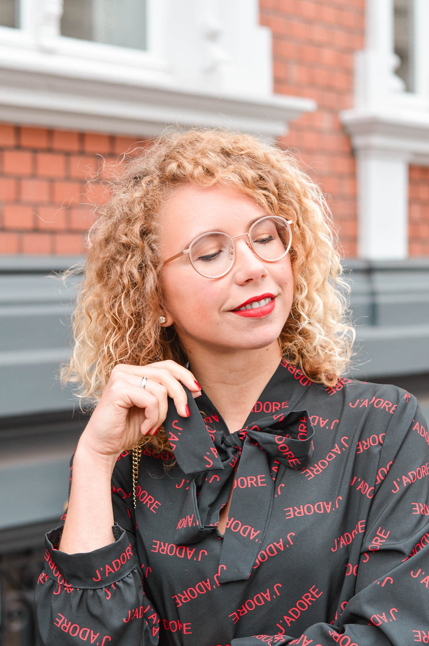 Porträtfoto Fashionblogger Kationette