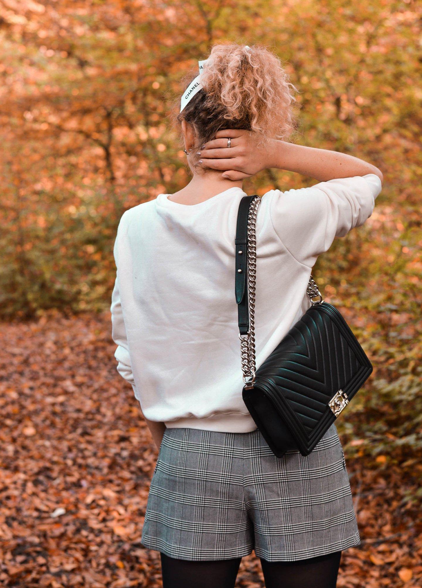 Chanel accessoires herbstlook