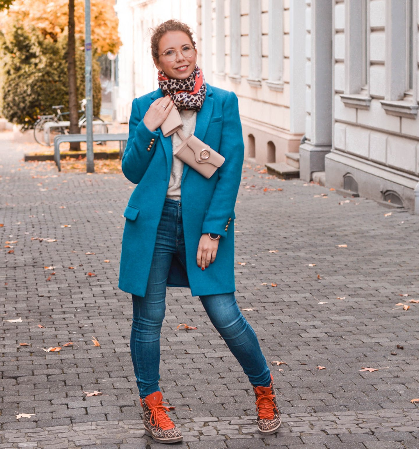 Belt Bags trägt man jetzt crossbody Fashion Trend 2019