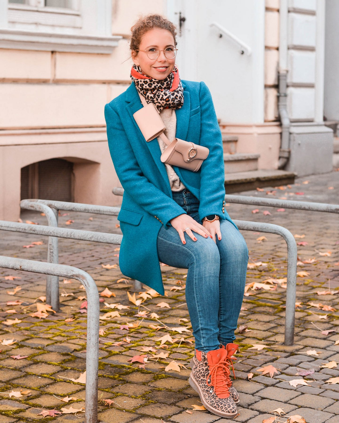 Herbstmode Inspiration