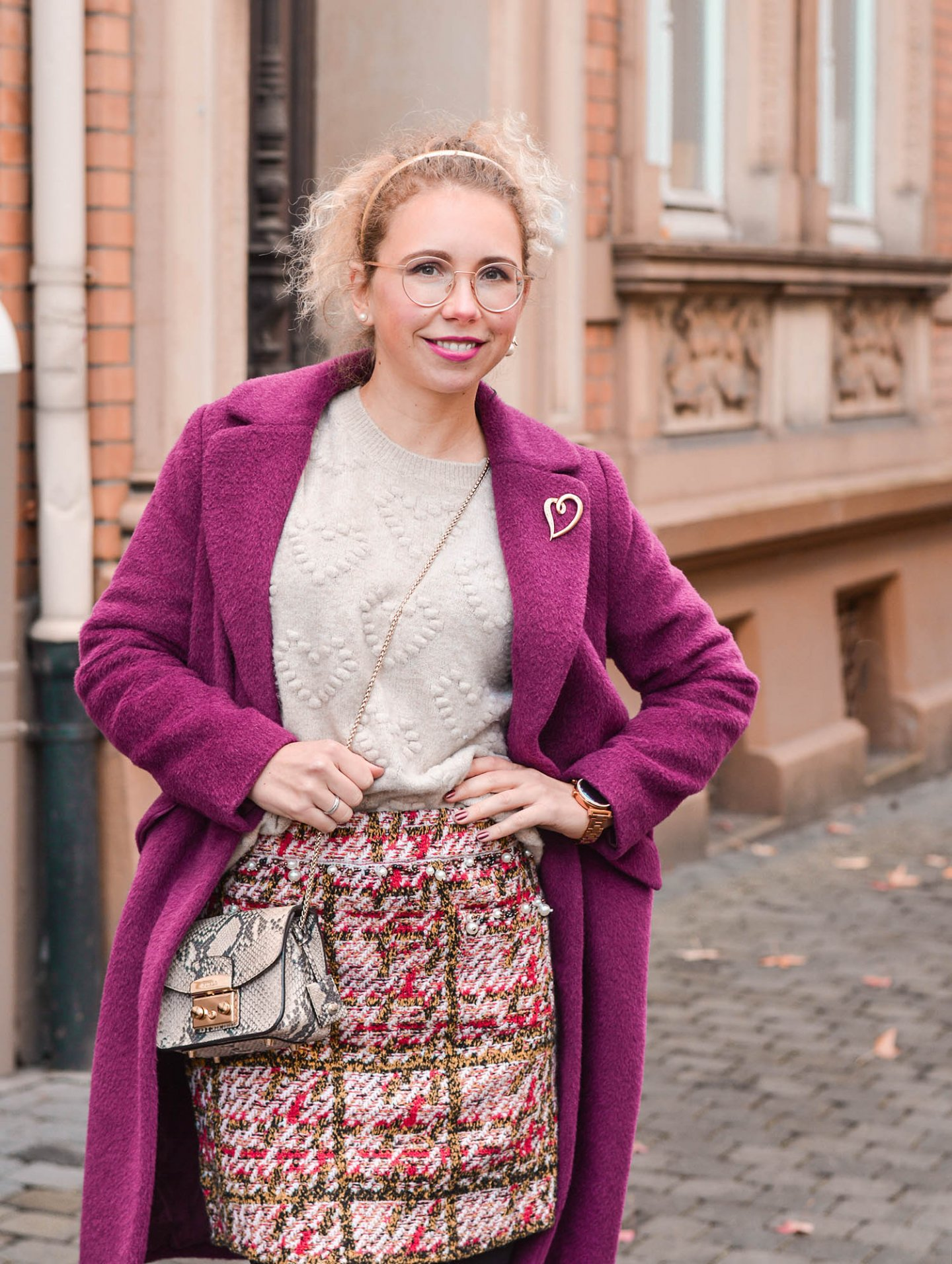 zwirnlos und elegant: Tweed