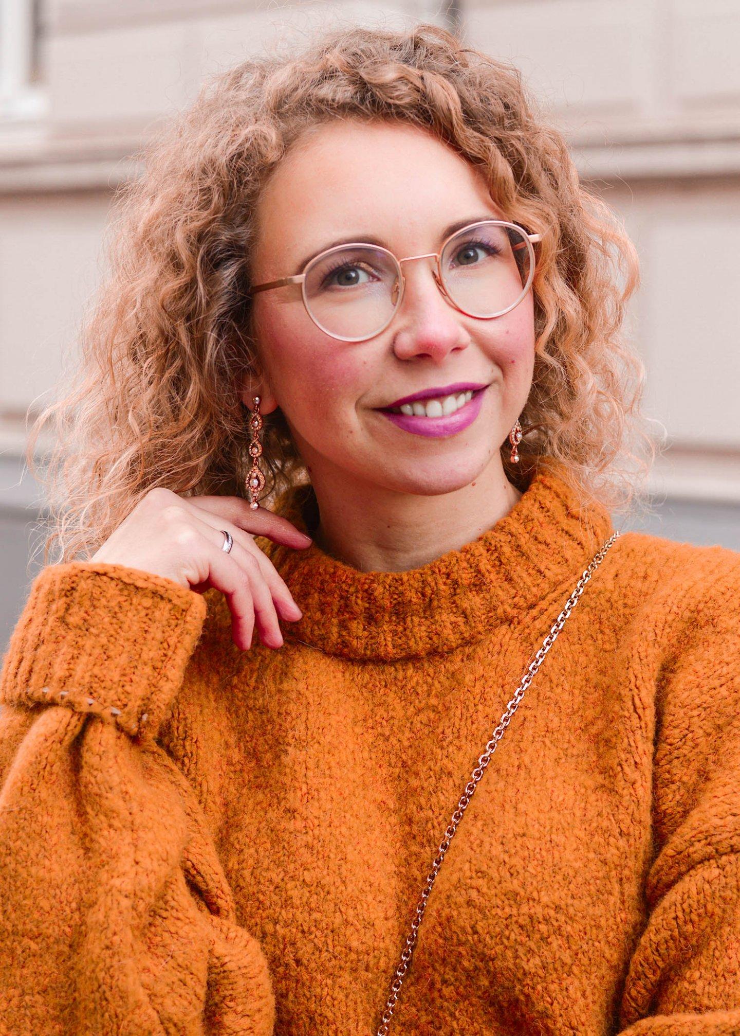 portraitfoto Kationette fashionblogger